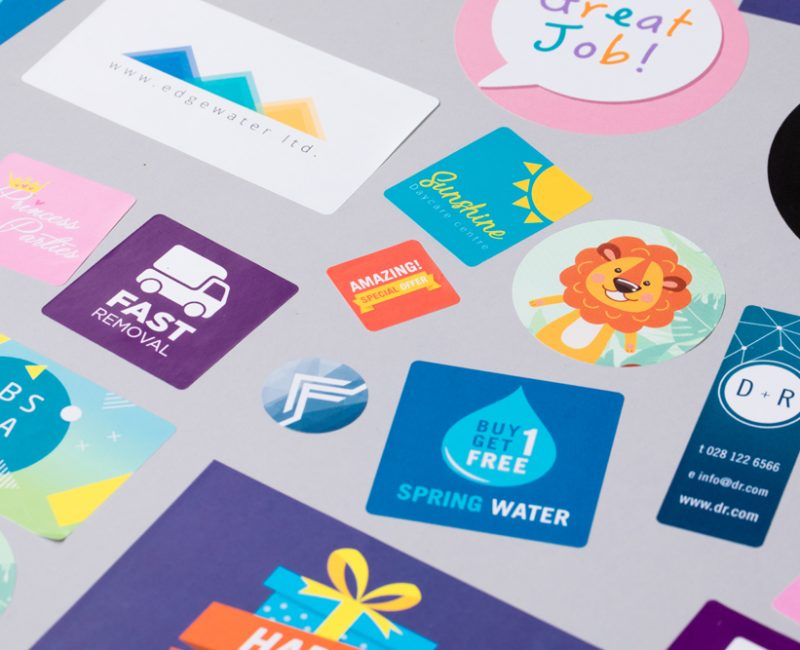 Stickes & Labels Printing