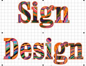 Sign Designs